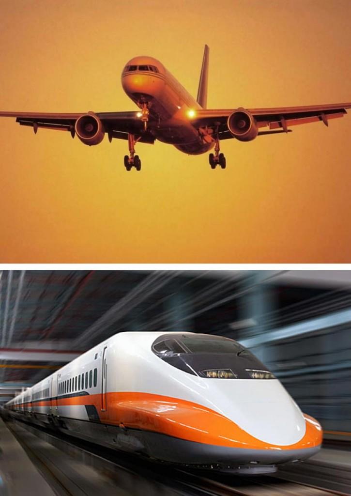 orari aerei treni